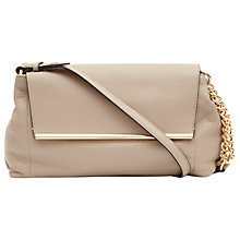 Buy Reiss Seymour Bar Bag, Neutral Online at johnlewis.com
