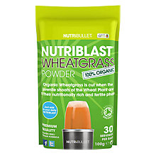 Buy NutriBlast Powder, Wheatgrass Online at johnlewis.com