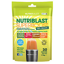 Buy NutriBlast Powder, Superboost Online at johnlewis.com