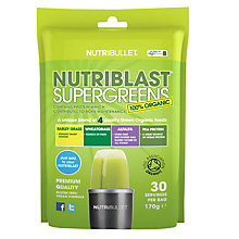 Buy NutriBlast Powder, Supergreens Online at johnlewis.com