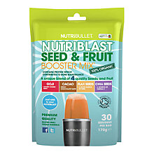 Buy NutriBlast Booster Mix, Seed and Fruit Online at johnlewis.com