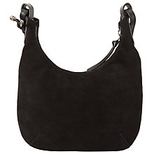 Buy AND/OR Rima Mini Leather Hobo Bag Online at johnlewis.com
