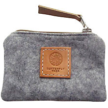 Buy Butterfly Tree Wool Coin Purse, Grey Online at johnlewis.com