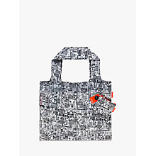 Buy John Lewis Sketch London Foldaway Bag Online at johnlewis.com