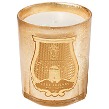 Buy Cire Trudon Abd El Kader Christmas Candle, Gold, 270g Online at johnlewis.com
