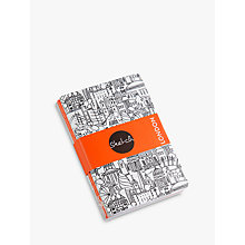 Buy John Lewis Sketch London A6 Notebooks, Set of 3 Online at johnlewis.com