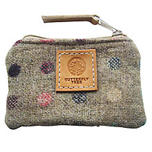 Buy Butterfly Tree Wool Spot Purse Online at johnlewis.com