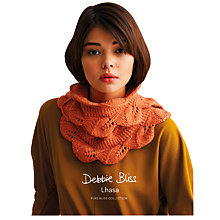 Buy Debbie Bliss Lhasa Knitting Pattern Book Online at johnlewis.com