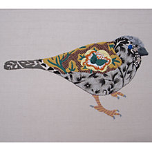 Buy Nicola Jarvis Sparrow Crewel Work Embroidery Kit Online at johnlewis.com
