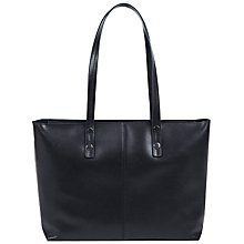 Buy Hobbs Richmond Tote Bag, Navy Online at johnlewis.com