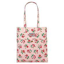 Buy Cath Kidston Children's Ashdown Rose Pocket Book Bag, Pale Pink Online at johnlewis.com