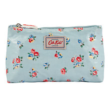 Buy Cath Kidston Children's Arley Bunch Wash Bag, Aqua Online at johnlewis.com