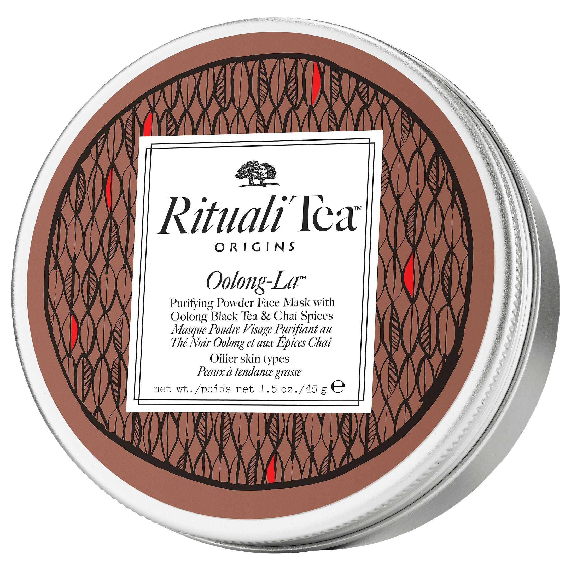 Origins Origins RitualiTea Oolong-La Face Mask