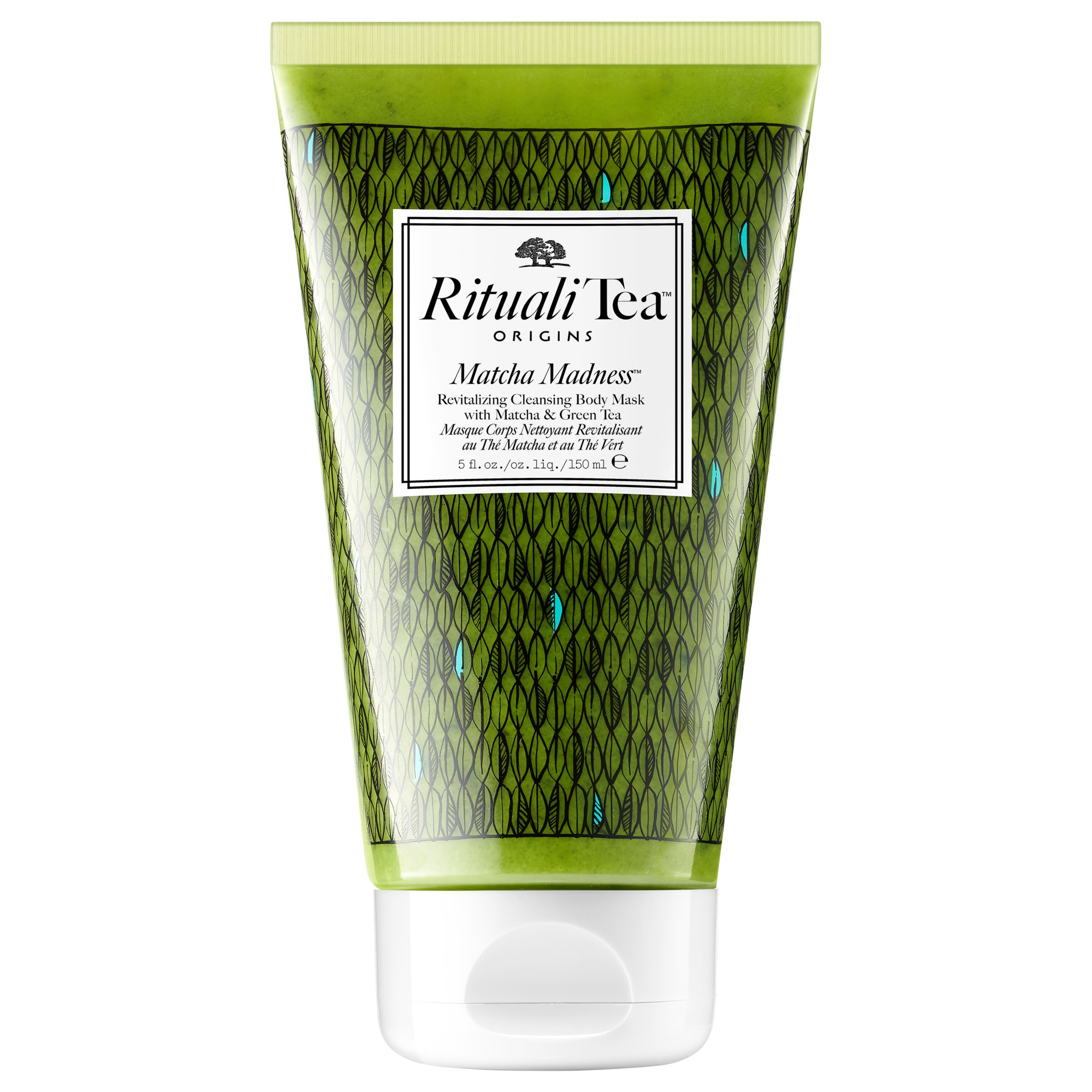 Origins Origins RitualiTea Matcha Madness Body Mask, 150ml