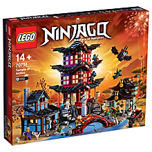 Buy LEGO Ninjago Temple of Airjitzu Online at johnlewis.com