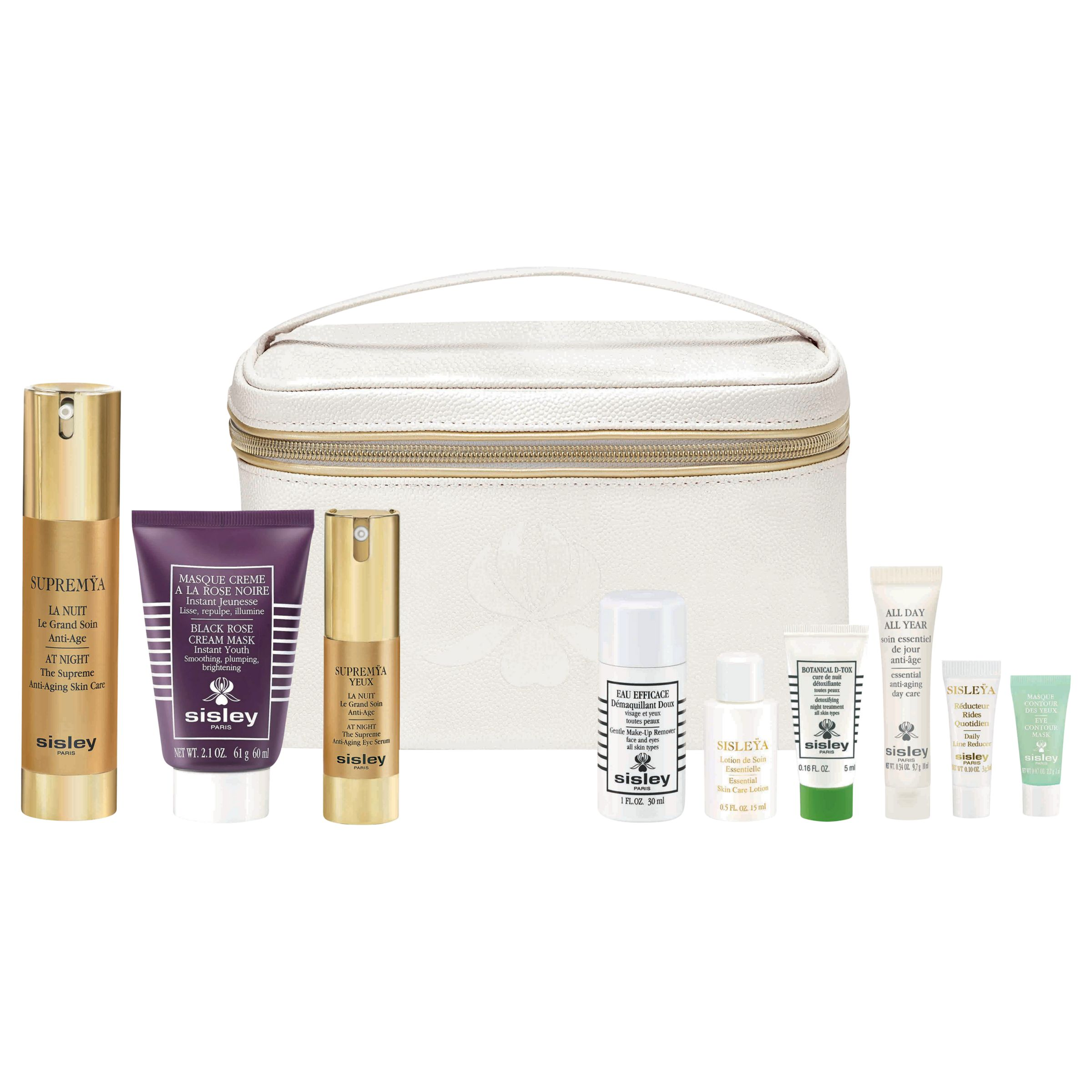 Sisley Sisley Anti-Ageing Night Programme Skincare Set