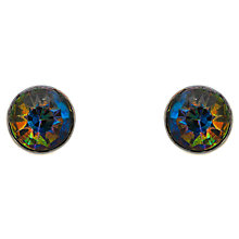 Buy Monet AB Glass Stud Earrings, Multi Online at johnlewis.com
