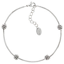 Buy Monet Spiral Ball Boxed Chain Bracelet Online at johnlewis.com