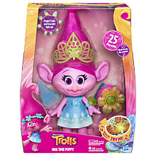 Buy DreamWorks Trolls Hug Time Poppy Online at johnlewis.com