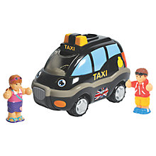 Buy WOW Toys London Taxi Ted Set Online at johnlewis.com