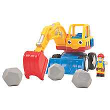 Buy WOW Toys Dexter the Digger Set Online at johnlewis.com