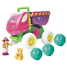 Buy WOW Toys Tiggy Tip Truck Set Online at johnlewis.com