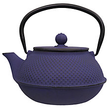 Buy Tokyo Design Studio Arare Teapot, Blue Online at johnlewis.com