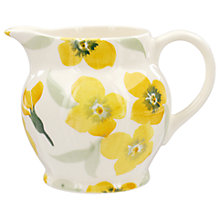 Buy Emma Bridgewater Wallflower 1/4pt Jug, Yellow Online at johnlewis.com