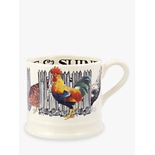 Buy Emma Bridgewater Hen & Toast Baby Mug Online at johnlewis.com