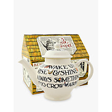 Buy Emma Bridgewater Hen & Toast Teapot, 3 Cup Online at johnlewis.com