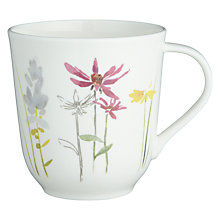 Buy John Lewis Leckford Bone China Mug Online at johnlewis.com