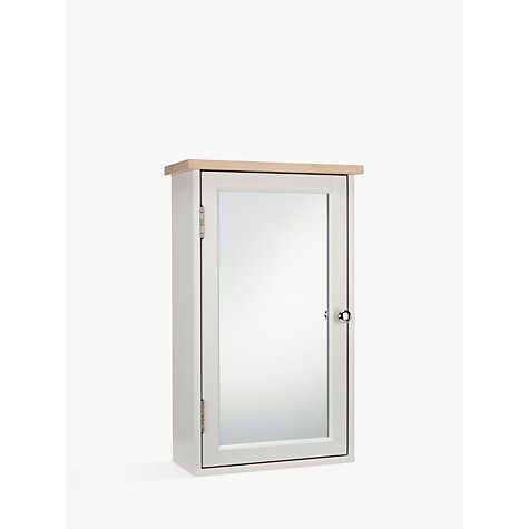 single mirrored bathroom cabinet light silver online at