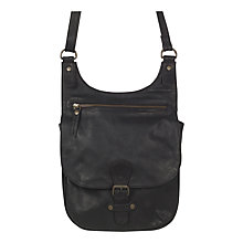 Buy Fat Face Hannah Oiled Cross Body Bag Online at johnlewis.com