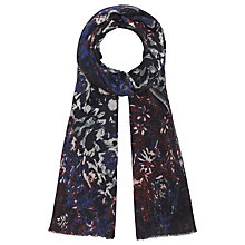 Buy Gerard Darel Butterfly Scarf, Multicolour Online at johnlewis.com