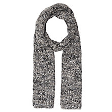 Buy Gerard Darel Galway Scarf, Grey Online at johnlewis.com