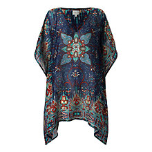 Buy East Silk Beach Kaftan Online at johnlewis.com
