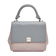 Buy Ted Baker Chantel Large Leather Tote Bag Online at johnlewis.com