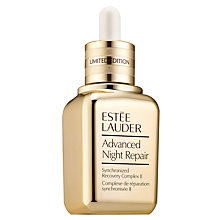 Buy Estée Lauder Gold Advanced Night Repair Synchronized Recovery Complex II Limited Edition, 50ml Online at johnlewis.com