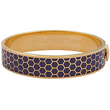 Buy Halcyon Days Honeycomb Bangle Online at johnlewis.com
