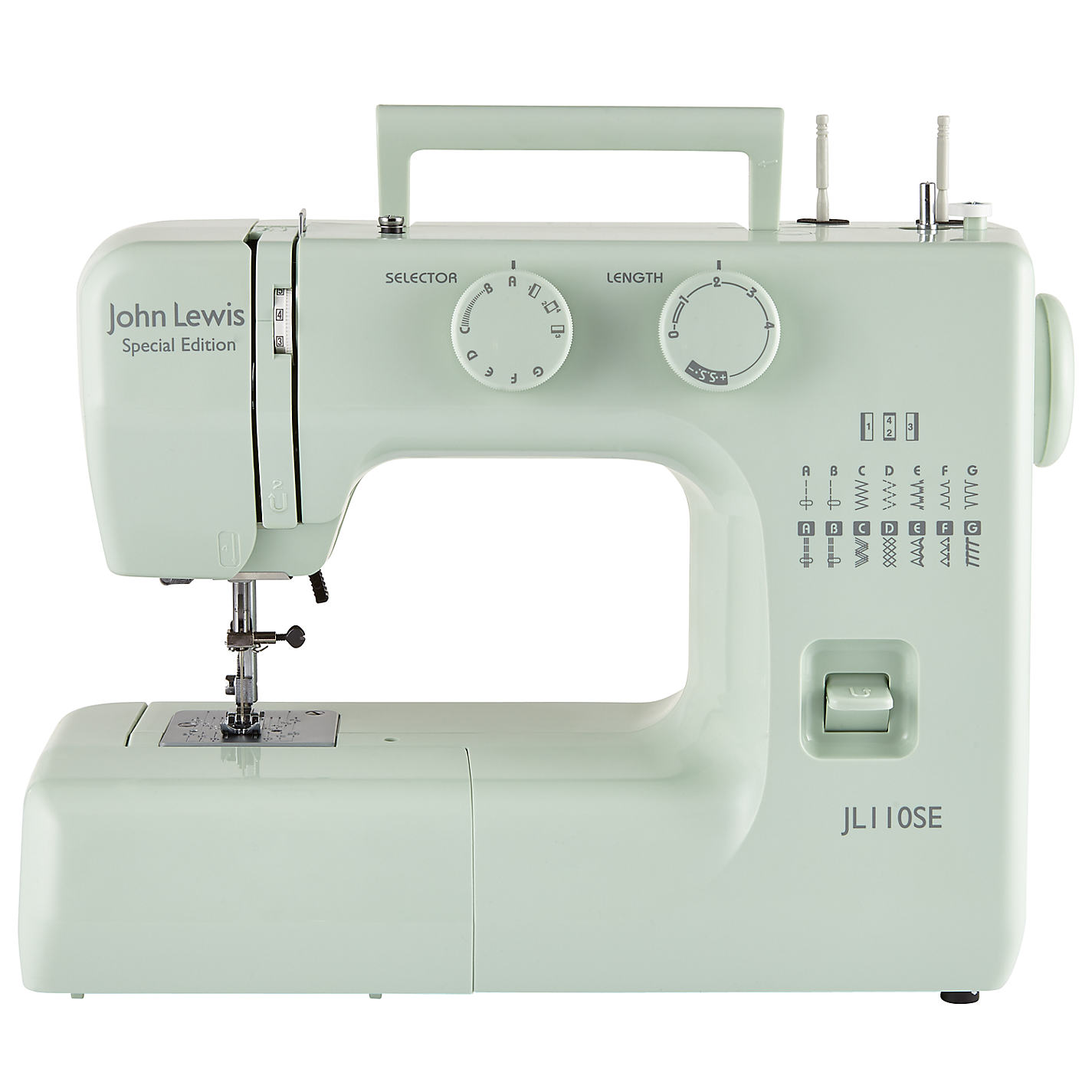 Singer Pixie Plus Sewing Machines Shop Brother Janome Amp Singer John Lewis