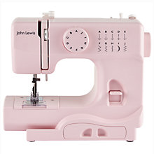 Buy John Lewis Mini Sewing Machine Online at johnlewis.com