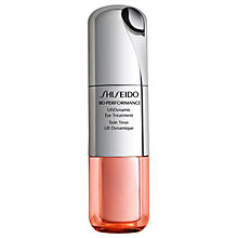 Buy Shiseido Bio-Performance LiftDynamic Eye Cream, 15ml Online at johnlewis.com