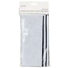 Buy John Lewis Craft Felt, Pack of 5 Online at johnlewis.com