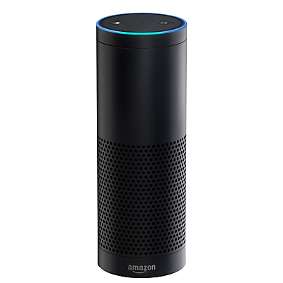 Amazon Echo Smart Speaker with Voice Recognition & Control