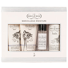 Buy Percy & Reed Marvellous Moisture Hair Heroes Gift Set Online at johnlewis.com