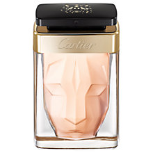 Buy Cartier La Panthere Soir Eau de Parfum, 50ml Online at johnlewis.com