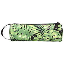 Buy Mi-Pac Tropical Leaf Cylinder Pencil Case Online at johnlewis.com