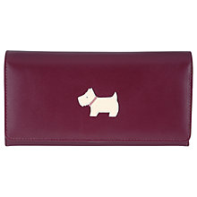 Buy Radley Heritage Dog Leather Matinee Purse Online at johnlewis.com