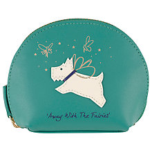 Buy Radley Away With The Fairies Small Leather Coin Purse Online at johnlewis.com