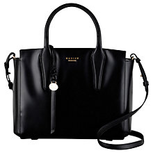 Buy Radley Beaufort Medium Leather Multiway Grab Bag Online at johnlewis.com